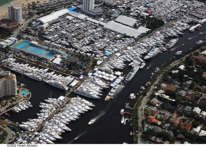 Fort Lauderdale <br />Boat Show 2018