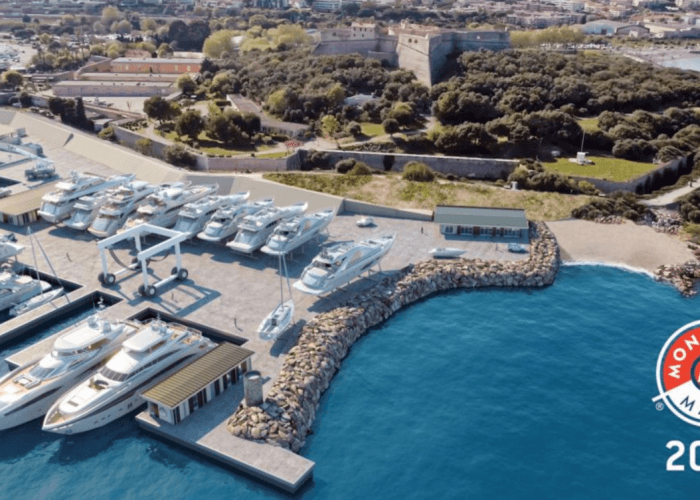 How Monaco Marine is transforming its shipyard in Antibes