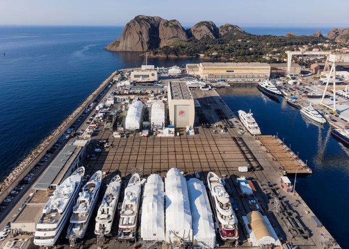 Monaco Marine appoints a new general manager in La Ciotat shipyard