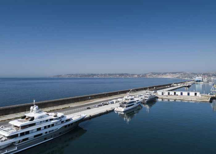 Monaco Marine Marseille: the new place for a refit!