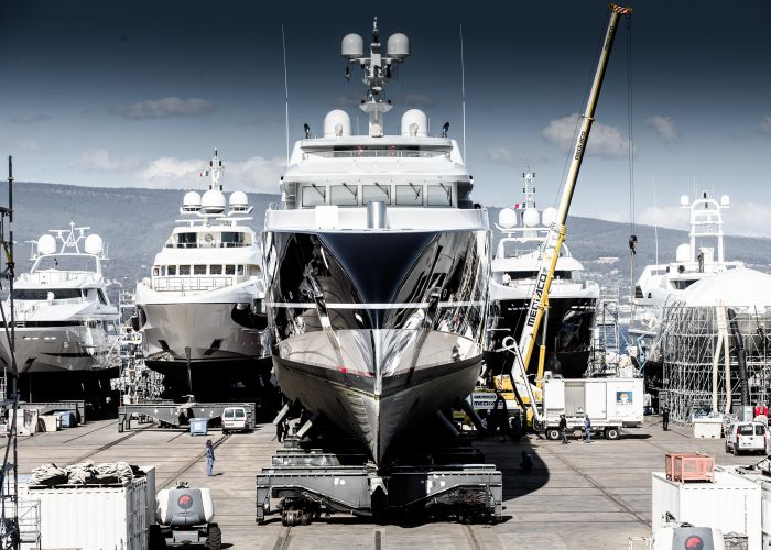 The Feadship Service Network