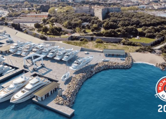 La transformation de Monaco Marine Antibes d'ici 2022